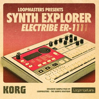 Сэмплы Loopmasters Synth Explorer ER1