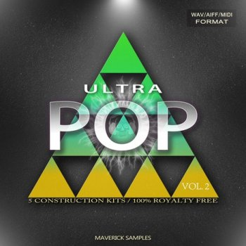 Сэмплы Maverick Samples Ultra Pop Vol 2
