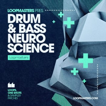 Сэмплы Loopmasters Drum and Bass Neuro Science