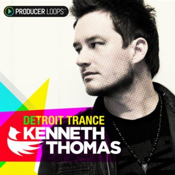 Сэмплы Producer Loops Kenneth Thomas Detroit Trance