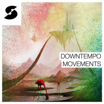 Сэмплы Samplephonics Downtempo Movements