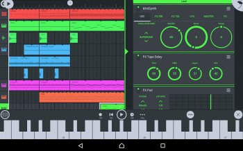 FL Studio Mobile v3.1.1.0 (Android)