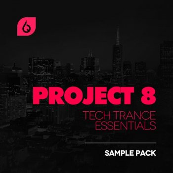 Сэмплы Freshly Squeezed Samples Project 8 Tech Trance Essentials