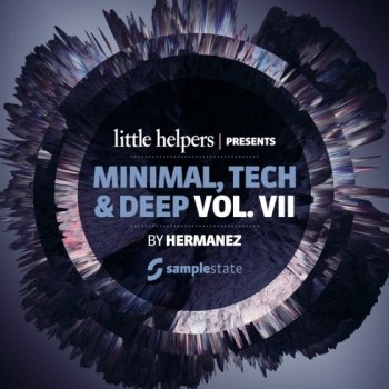 Сэмплы Samplestate Little Helpers Vol. 7 - Hermanez