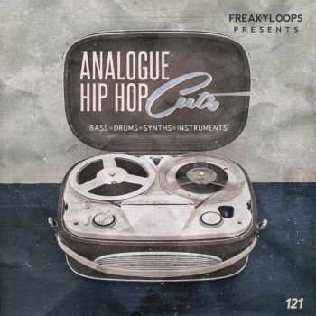 Сэмплы Freaky Loops Analogue Hip Hop Cuts