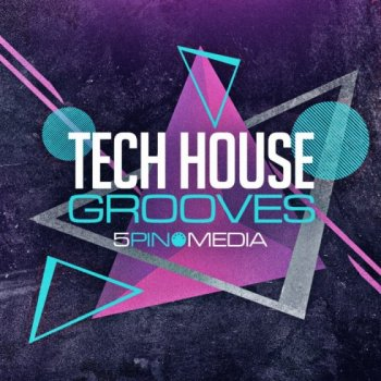 Сэмплы 5Pin Media Tech House Grooves