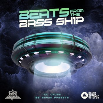 Пресеты Black Octopus Sound Beats From The Bass Ship For Serum