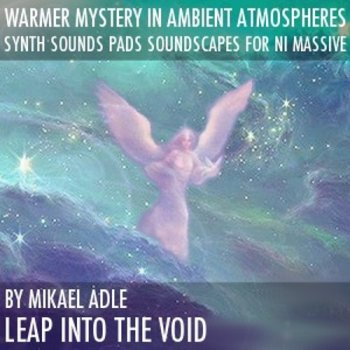 Пресеты Leap Into The Void Warmer Mystery In Ambient Atmospheres for NI Massive