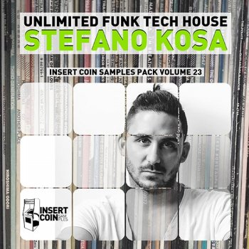 Сэмплы Insert Coin Unlimited Funk Tech House - Stefano Kosa