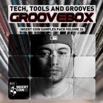 Сэмплы Insert Coin Tech Tools and Groove - GrooveBox