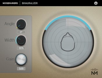 Noise Makers Binauralizer v1.3 x86 x64