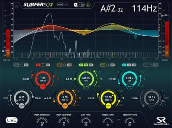 SoundRadix Surfer EQ v2.0.1.0 x86 x64