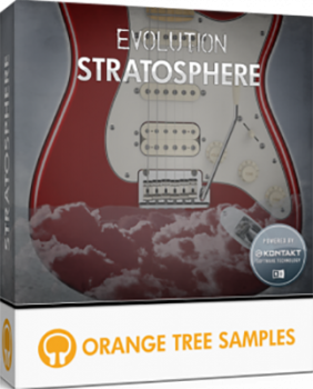 Библиотека сэмплов - Orange Tree Samples Evolution Stratosphere (KONTAKT)