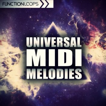 MIDI файлы - Function Loops Universal MIDI Melodies
