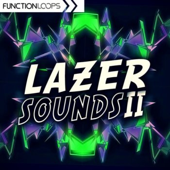Сэмплы Function Loops Lazer Sounds 2