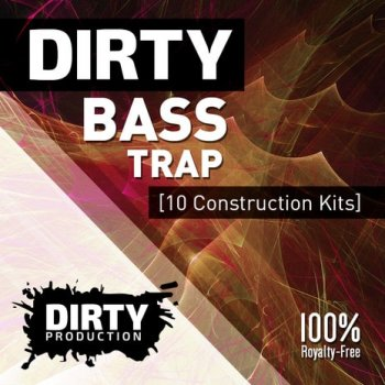 Сэмплы Dirty Production Dirty Bass Trap