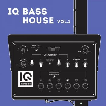 Сэмплы IQ Samples IQ Bass House Vol.1