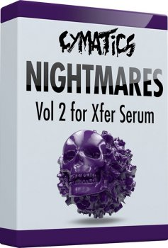 Cymatics Nightmares Vol 2 for Serum with Bonuses