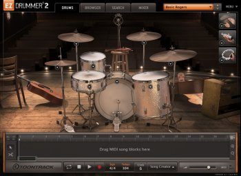 Toontrack EZX2 Traditional Country v1.0.1 (Win/OSX)