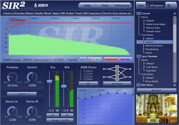 SIR Audio Tools SIR2 v2.4.12d x86 x64