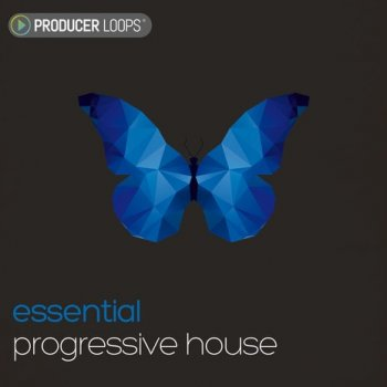 Сэмплы Producer Loops Essential Progressive House