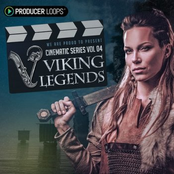 Сэмплы Producer Loops Cinematic Series Vol.4 Viking Legends