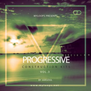 Сэмплы Myloops Airsoul Progressive Construction Kits Vol. 3