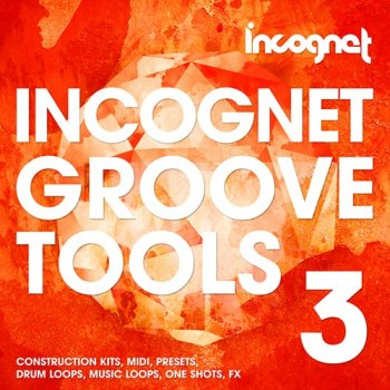 Сэмплы Incognet Groove Tools Vol.3