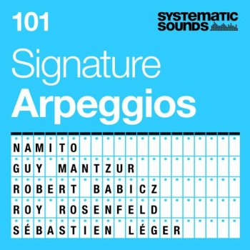 Сэмплы Systematic Sounds 101 Signature Arpeggios