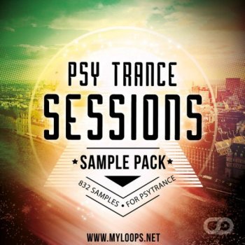 Сэмплы Myloops Psy Trance Collection Sample Pack