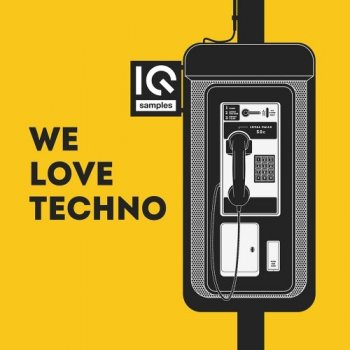 Сэмплы IQ Samples We Love Techno