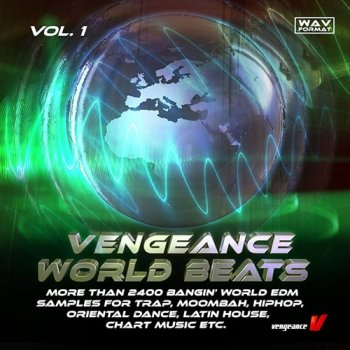 Сэмплы Vengeance World Beats Vol.1