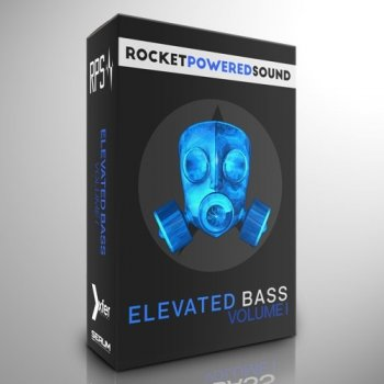 Пресеты Rocket Powered Sound ELEVATED BASS VOL 1 for Serum