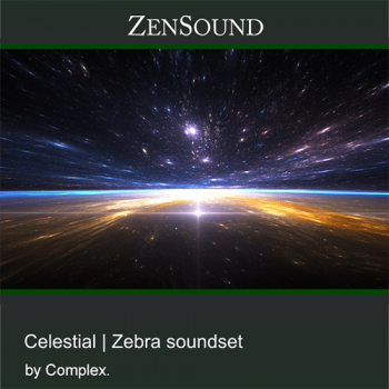 Пресеты ZenSound Celestial Zebra Soundset