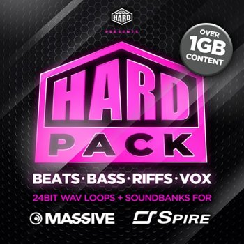 Сэмплы HARD Samples HARD Pack Vol.1