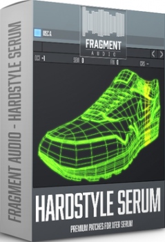 Пресеты Fragment Audio Hardstyle Serum For Serum