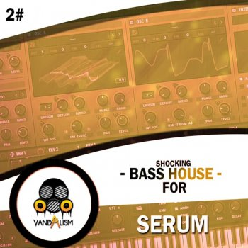 Пресеты Vandalism Shocking Bass House For Serum 2
