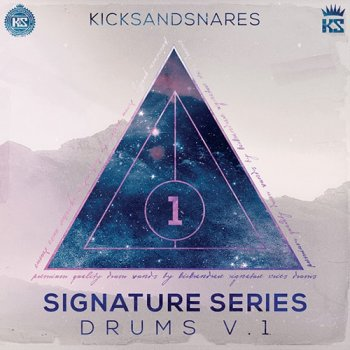 Сэмплы Kicks and Snares Signature Series