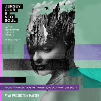 Пресеты Production Master Jersey Club And Neo Soul For Massive
