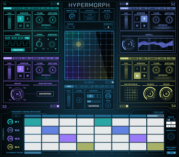 Sonic Faction Hypermorph v1.1 (Ableton Live)