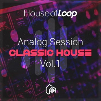 Сэмплы House Of Loop Analog Session Classic House Vol 1