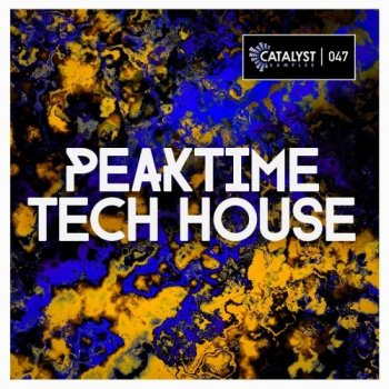 Сэмплы Catalyst Samples PeakTime Tech House