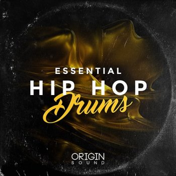 Сэмплы Origin Sound Essential Hip Hop Drums