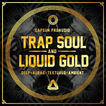 Сэмплы CAPSUN ProAudio Trap Soul and Liquid Gold