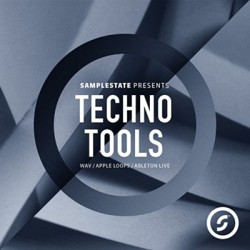 Сэмплы Samplestate Techno Tools