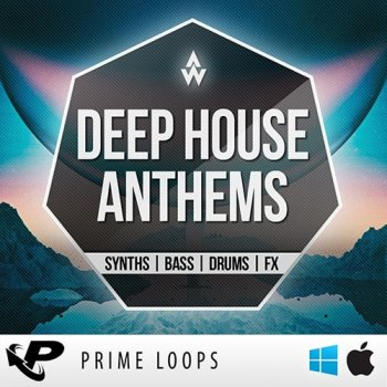 Prime loops deep house anthems for Piano house anthems