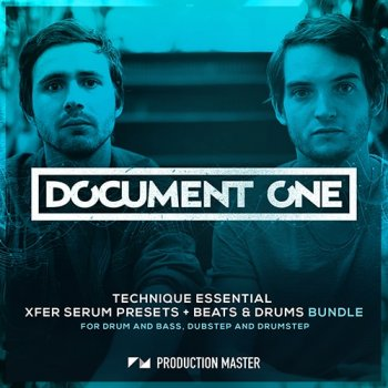 Сэмплы Production Master Document One Technique Essential