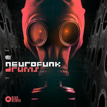 Сэмплы Black Octopus Sound ARTFX Neurofunk Drums
