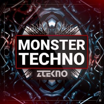 Сэмплы ZTEKNO Monster TECHNO