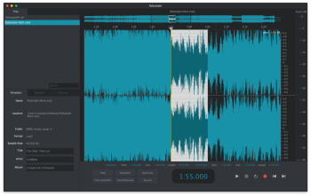 2nd Sense Audio ReSample v.1.1.5 (Win/OSX)